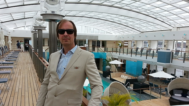 Thomas Boffo (General Manager at HitchHiker) on Europa 2