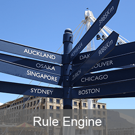 Productimage Rule Engine