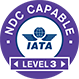IATA NDC Capable Level 3 logo